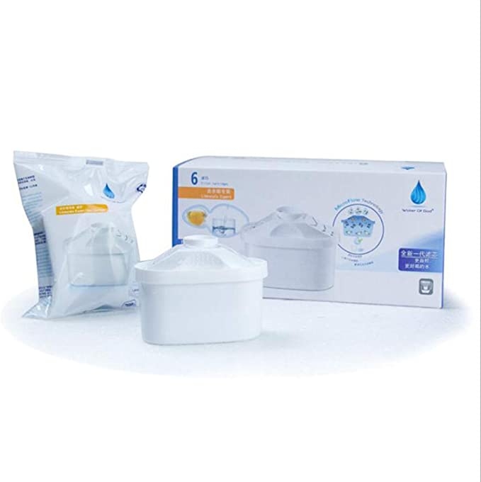Filtro purificador de agua/cartucho de filtro de agua - paquete de ...