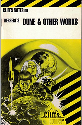 Cliffsnotes Dune and Other Works