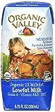 Organic Valley 1% Milk, 24 Pack