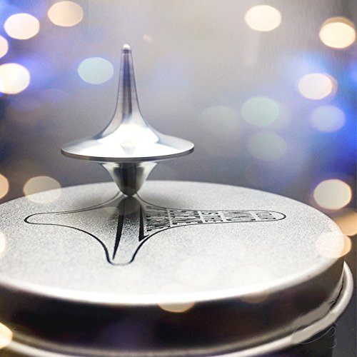 Zinc Alloy Silver Spinning Top From Inception Totem Movie Children Toys by Unknown (Image #1)