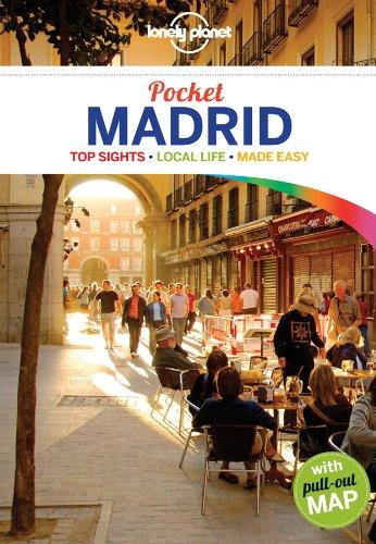Lonely Planet Pocket Madrid Travel