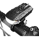 Sunspeed Luz Delantera De Bicicleta Recargable USB 400Lúmenes LED Impermeable Para Hombres Ciclo Luz De Seguridad
