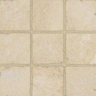 Arizona Tile 6 by 6-Inch Tumbled Travertine Tile, Ankara, 6-Total