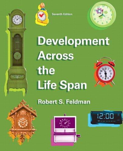 Development Across the Life Span (7th - Life Span Motor Development
