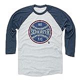 500 LEVEL's Max Scherzer Baseball Shirt - Washington Baseball Fan Gear - Max Scherzer Ball