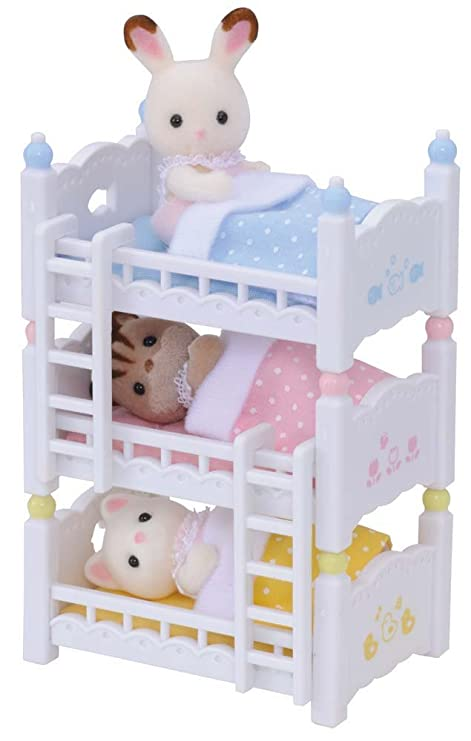 Amazon.com: Calico Critters - Litera triple para bebé ...