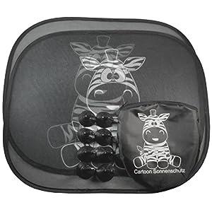 Après 2 mois sur les vitres de la voiture, ils ne se déventousent pas, ne  sont pas abimer et le zebre fait son petit effet. 51d7f8c5ae41
