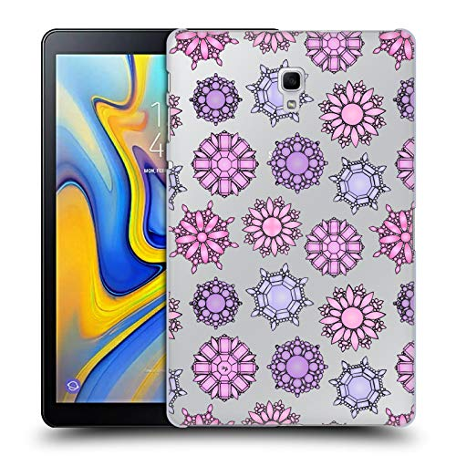 Official Martina Illustration Jewelry Girly Patterns Hard Back Case for Samsung Galaxy Tab A 10.5 (2018)