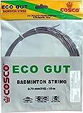 Cosco Eco Gut Badminton String (White)