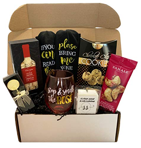 wine baskets for gifts - 8
