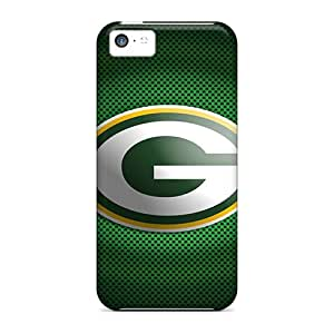 Iphone 5c BBj4546KGax Allow Personal Design Attractive Green Bay Packers 11 Skin Shock Absorption Hard Cell-phone Cases -LisaSwinburnson