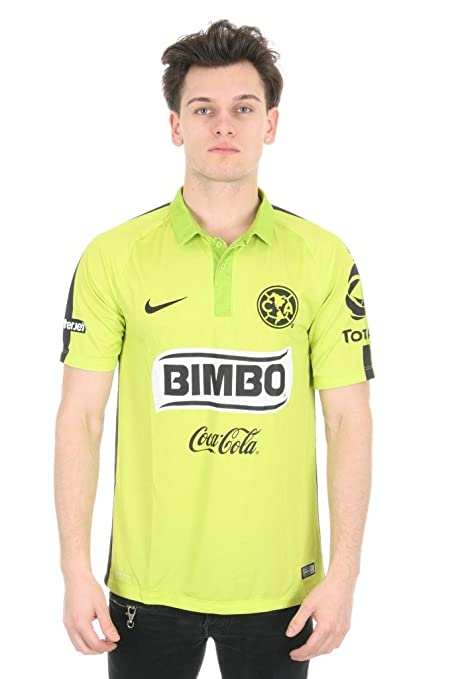 ae33a1b568b67 Nike Playera 640830380 América Caballero Clausura 2015-Multicolor ...