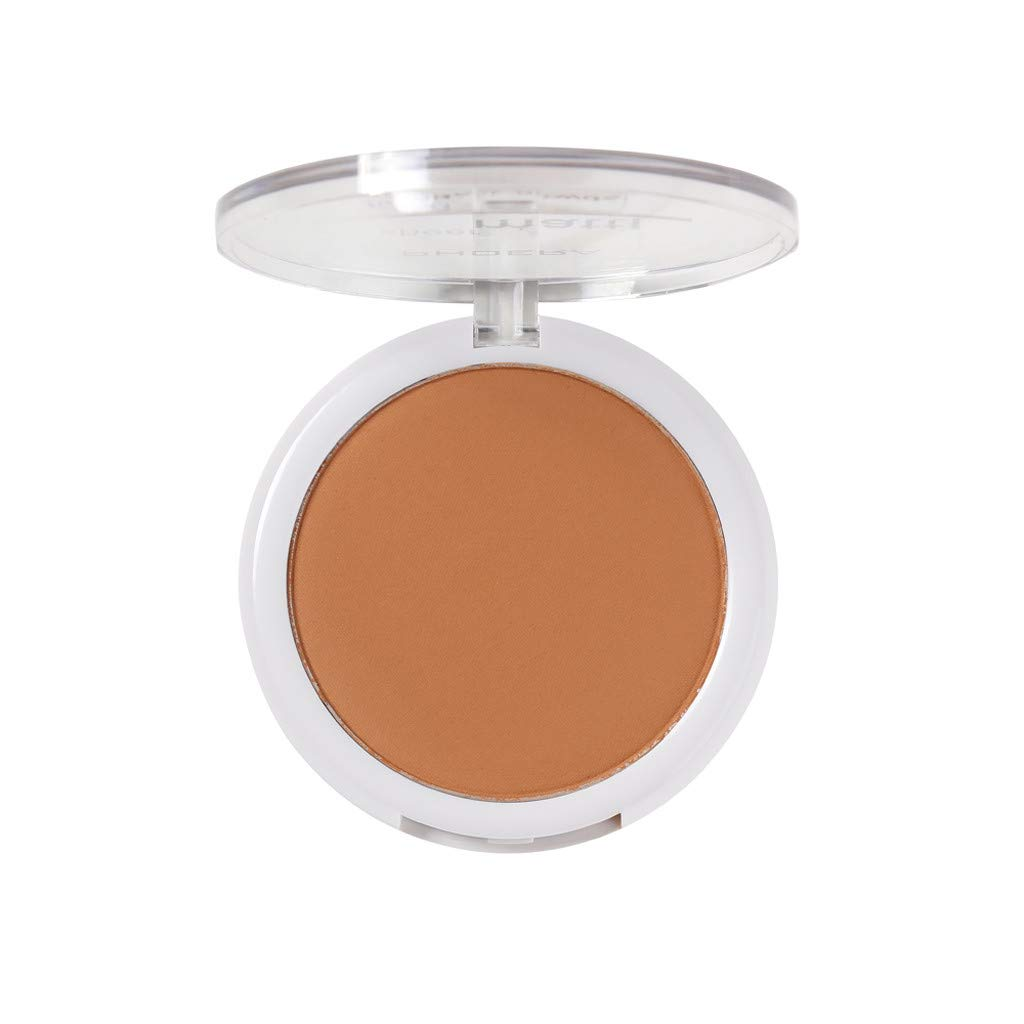 LiPing Powder Concealer Matte Pearl Finishing Powder Pressed Powder 8 Colors (G)
