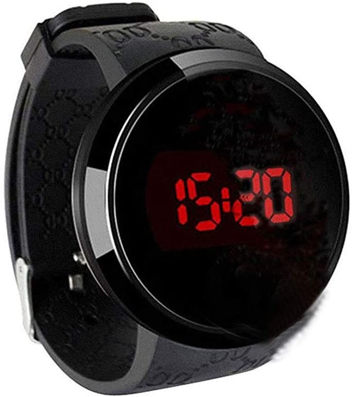 Amazon.com: Techno Pave Reloj con correa de silicona de goma ...