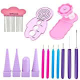 Asayu Paper Craft Quilling Tools Kit, Quilling