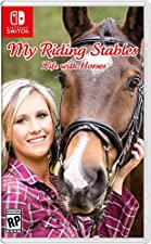 My Riding Stables - Life with Horses - Nintendo Switch
