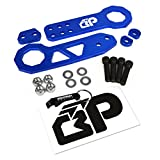 240sx tow hook - BlackPath - Universal Fit Front and Rear JDM Racing Style Tow Hook Set (Blue) T6 Billet
