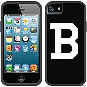 Coveroo iPhone 5/5S Black Switchback Case with Boston Braves 1946-52 Boston B Design