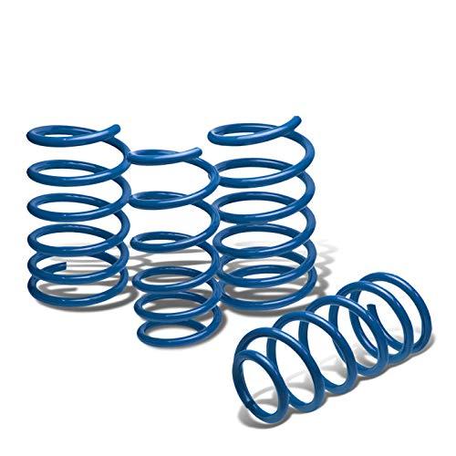 For Mazda Protege BJ Suspension Lowering Spring (Blue)