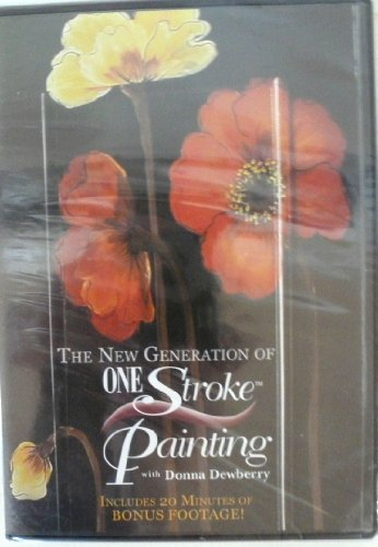 One Stroke Painting: the New Generation Donna ()