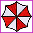 RESIDENT EVIL Small Sz UMBRELLA Corporation Logo PATCH