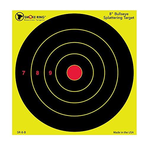 Smoke Bullseye (Smoke Ring Targets 8