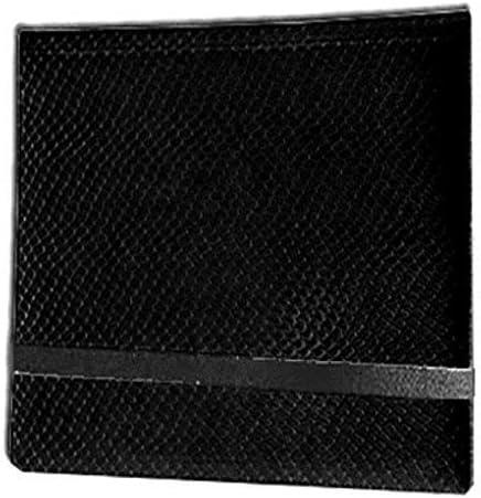 Dragonhide Black Legion 12 Pocket Binder 3x4