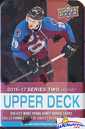 2016-17-upper-deck-series-2-nhl-hockey-massive-factory-sealed-collectors-tin-with-12-packs-special-b