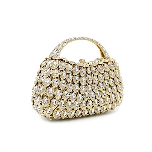 Bags Luxury Party Shoulder Clutches Lady Bag Colorful Evening Embroidery Evening Chain Dinner ptIwWTq