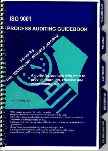 Amazon iso 9001process auditing guidebook ebook patrick iso 9001process auditing guidebook by ambrose patrick fandeluxe Images