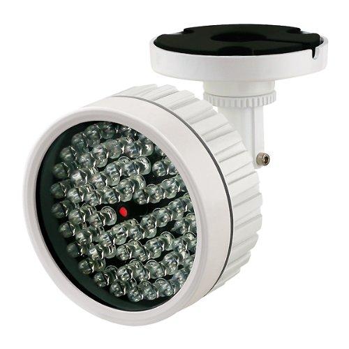 60-LED 850nm IR Infrared Illuminator, 45 Degree Light Angle, 170