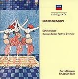Rimsky-Korsakov: Scheherazade. Russian Easter Festival Overt