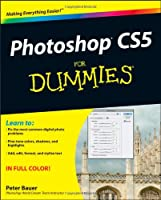 Photoshop CS5 For Dummies Front Cover