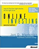 img - for Online Investing, Second Edition by Jon D Markman (2001-02-17) book / textbook / text book