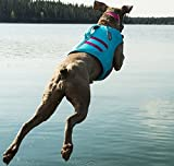 RUFFWEAR BLUE ATOLL DOG FLOAT COAT ♦ NEW 2017 PREMIUM LIFE JACKET BUOYANT SECURE REFLECTIVE ♦ ALL SIZES (XS)