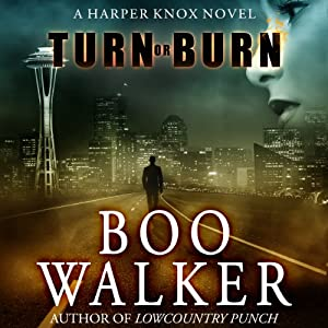 Turn or Burn Audiobook