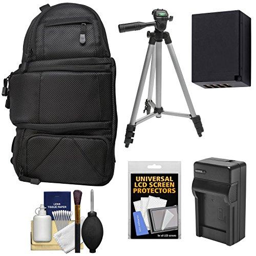 Fujifilm 100D Digital Camera Travel Sling Backpack Case with