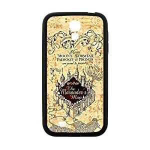 Harry Potter map Phone Case for Samsung Galaxy S4