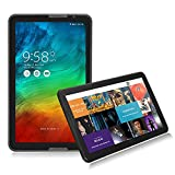 NPOLE Tablet Android 16G 1G IPS 10.6 Inch 5.1 Quad Core CPU 1366x768 Resolution Dual Camera HD Video 3D Game Supported N106 Black