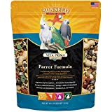SUNSEED Vita Prima Sunscription Parrot Food, High-Variety Formula - 4 LBS Size