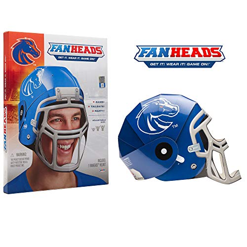Fan Heads 69693-PDQ Boise State Broncos Toy ()