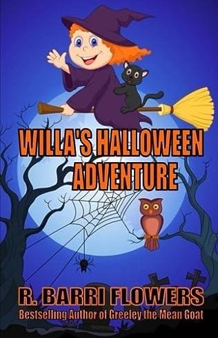 book cover of Willa\'s Halloween Adventure