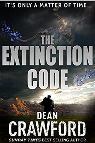 book cover of The Extinction Code