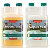 CANNA Substra Vega Hard Water A And B Nutrients 1 Liter