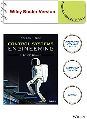 Control Systems Engineering, Binder Ready Version: Norman S