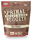 Primal CPKFD5.5 Pet Foods Freeze-Dried Canine Pork Formula, 5.5 oz. Review