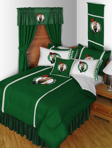 NBA Boston Celtics Basketball Set of Two Pillowcases