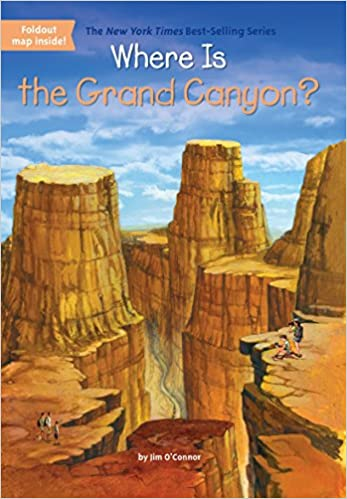 amazon where is the grand canyon where is jim o connor who