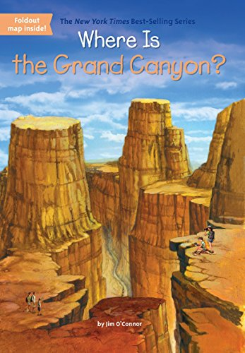 Books : Where Is the Grand Canyon?