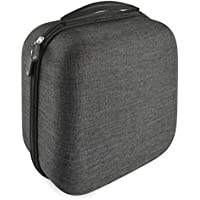 HippoCase Headphone Case for AKG K701,K702,Q701, Sennheiser HD800,HD600,HD650, Beyerdynamic DT990,T1,DT880pro, ATH W3000ANV,W5000 And More